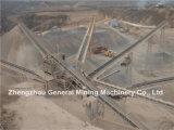 Wiederverwertung des Steinzerkleinerungsmaschine-Bandförderer-Systems für Verkauf