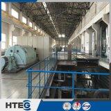 Сбереженияа термально эффективности для поставщика Hteg-220/9.8-M Китая обеспечивая циркуляцию флюидизированный боилер