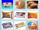 Envoltura Sami-Automatic relleno de nitrógeno mantener fresco el pan de la máquina de embalaje tipo almohada