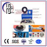 Ce e de certificação do ISO máquina de friso da mangueira hidráulica para a venda