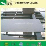 Placa de piso de cimento de fibra de aço de alta densidade