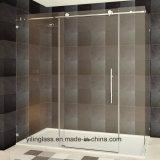 Ausgeglichenes ultra freies Glas für Dusche-Bildschirm
