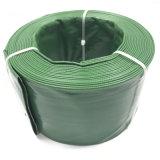 Charges moyennes Layflat flexible haute pression 4 bar 6 bar pour l'industrie de l'irrigation au goutte à goutte Sprinker Green House