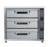 professioneel Elektrisch 4 Dek van de Luxe 12 Oven van de Bakkerij van het Dienblad de Commerciële
