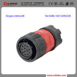 Traffic Lights를 위한 철사 Power Outlet 또는 Pin Terminal Connectors/Battery Wire Connectors
