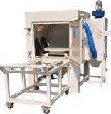 車輪の送風クリーニング機械、サンドブラスト機械