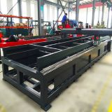 Machine à gravure à découpe laser à fibre de carbone à acier inoxydable à acier au carbone