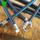 Le flexible hydraulique et raccords fabricants fournissent les deux tuyaux et raccords de flexibles hydrauliques de personnalisé