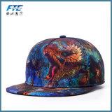 カスタム急な回復の帽子の野球帽の印刷されたロゴ
