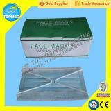 Wegwerf1 Falte 2 Falte-Papier-Gesichtsmaske für Massage