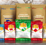 Stärkere Bakterium-Besiedlung-Schweine Probiotics Zufuhr-Zusätze