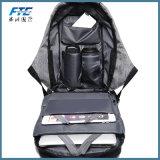 Sac à dos antivol de charge USB Hommes Travelwaterproof sacs d'école