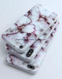 IPhone 5s 5 Se 6 6s 8 678 Plus X imagem de pedra mármore de Exclusão de granito Pintado Caso Telefone de silicone para iPhone 7 Caso