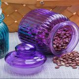 De Kruik van de Kaars van de Kruik van het Glas van de Decoratie van het Huis van de Fabrikant van de Kruik van het Suikergoed van het glas