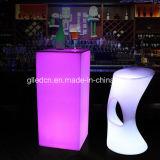 Светодиод горит Tables-Modern Большой Бар с 16 цветов и РАДИОЧАСТОТНОГО ПДУ