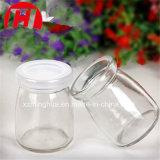 100ml de Kruik van het glas met Plastic GLB