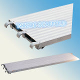 Zds Ring Lock Scaffold Steel Plank (240mm*1800mm) /Deck/Walk Board