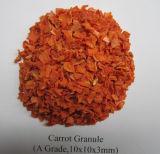Certificat Brc déshydratés la carotte en tranches