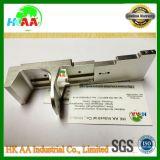 CNC Malen dat het Stevige Blok van het Aluminium, Geanodiseerd Geboord Blok machinaal bewerkt