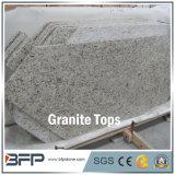 Piedra natural de granito para cuartos de baño Cuarto de baño con el tratamiento de pulido