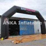 Os esportes Terminar-Iniciam a linha competir produtos infláveis do arco