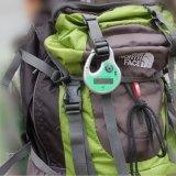 Hook Compass Outdoor Pest Repellerの小型Portable Solar Powered Ultrasonic Mosquito Repellent Killer
