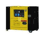 Альтернатора генератора энергии 2kVA-3kVA Yarmax изготовление Genset Ym4000t звукоизоляционного тепловозного установленного молчком
