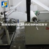 Shunfu 작은 서류상 Rolls를 다시 감는 자동적인 화장지 가공 기계