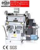 Papel autocolante Die máquina de corte (750*520mm)