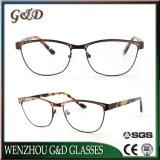 In het groot Glazen Eyewear van het Metaal van het Schouwspel van het Frame van het Nieuwe Product van de manier de Optische