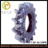 7.50-16 18 pouces des pneus du tracteur pour les tracteurs des pneus agricoles