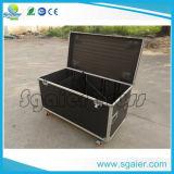 Caisse en aluminium de vin de cas de vol de caisse de matériel de crémaillère d'excellente qualité