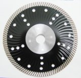 Turbo Wave Hoja de sierra para cortar materiales de construcción