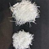 12mm Alkali-Resistant filamentos picados de fibra de vidrio para el hormigón