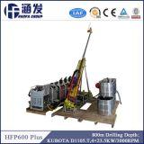 Hfp600 più l'impianto di perforazione di trivello portatile idraulico di memoria del diamante