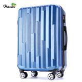多彩なトロリー荷物のHardshellの荷物袋PC+ABSの荷物セット