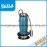 1HP Qdx Phase unique pompe submersible pour le drainage et d'approvisionnement en eau