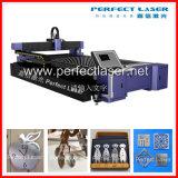 Cortadora perfecta del laser del metal del hierro del acero inoxidable del laser