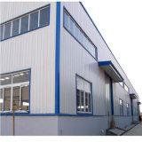 工場直接構築Q345のプレハブの軽い鉄骨構造の倉庫