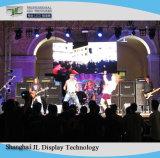 Video dell'interno del comitato P3 P4 P5 SMD di HD che fa pubblicità alla parete della visualizzazione di colore completo LED