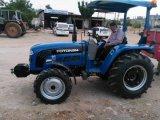 Lovol 50 HP Tractor de ruedas de granja con CE y EPA