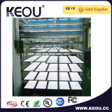 Luz de painel do diodo emissor de luz de Ce/RoHS/SAA 595*595mm 48W 40W 36W