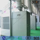 Tout dans un système de conditionnement d'air industriel emballé dans le système HVAC