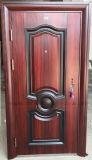 2017最上質の指紋ロックの鋼鉄機密保護のドア(EF-S122)