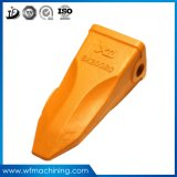 OEM Construction ESCO Point Teeth Rocky Excavator Rock Teeth Bucket Dents avec Adaptateur