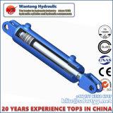 Cilindro hidráulico ativo do dobro Assured da qualidade para o cilindro especial do equipamento