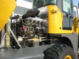 De Lader van het Wiel van de Machines 1000kg van de Bouw van CS910j 1.0t 1.0ton 10 Europa Sytle Xinchai