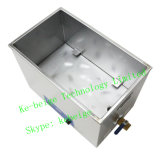 38L 720W Glass Lens Ultrasonic Instrument Cleaner con Digital Timer e Heater