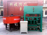 Bloco de cimento Yfj4-40 Semi automático mecânico que faz o tijolo do cimento da máquina que faz a maquinaria