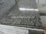 De het witte Witte Graniet van de Golf en Tegels van het Graniet